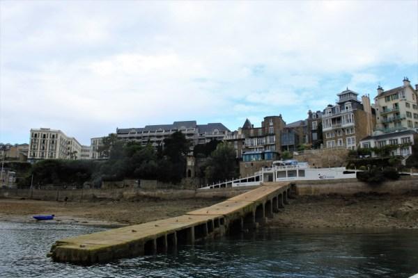 Porto di imbarco di Dinard