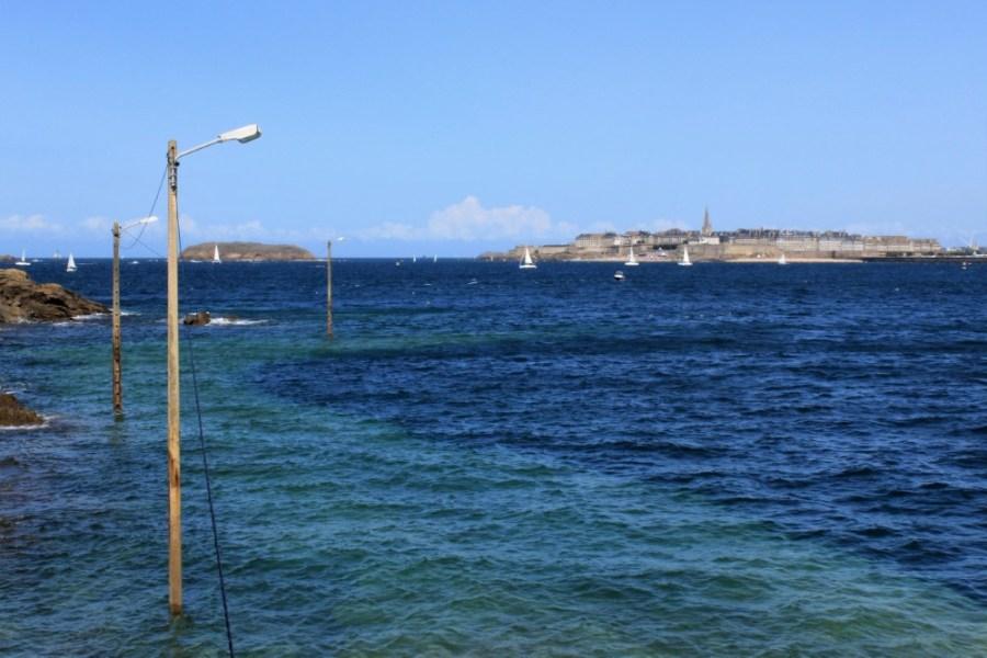 Saint-Malo, la città delle maree
