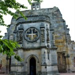 Rosslyn-Chapel - Rosslyn-Chapel-Ingresso