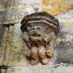 Rosslyn-Chapel - Rosslyn-Chapel-gargoyle