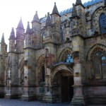 Rosslyn-Chapel - Rosslyn-Chapel-ingresso-laterale