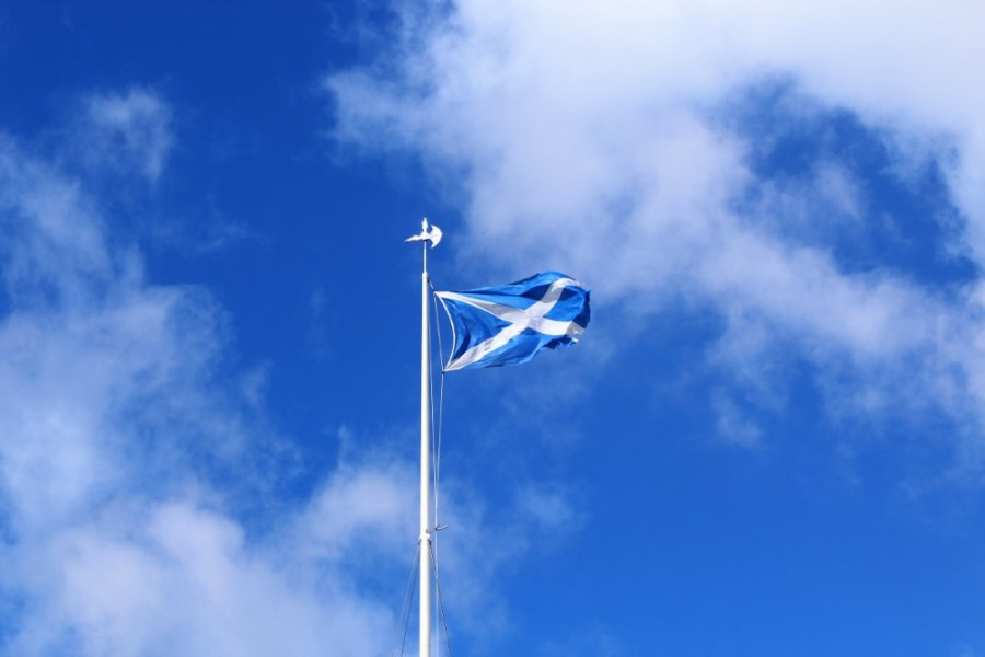Bannockburne - Bannockburn-bandiera-scosia