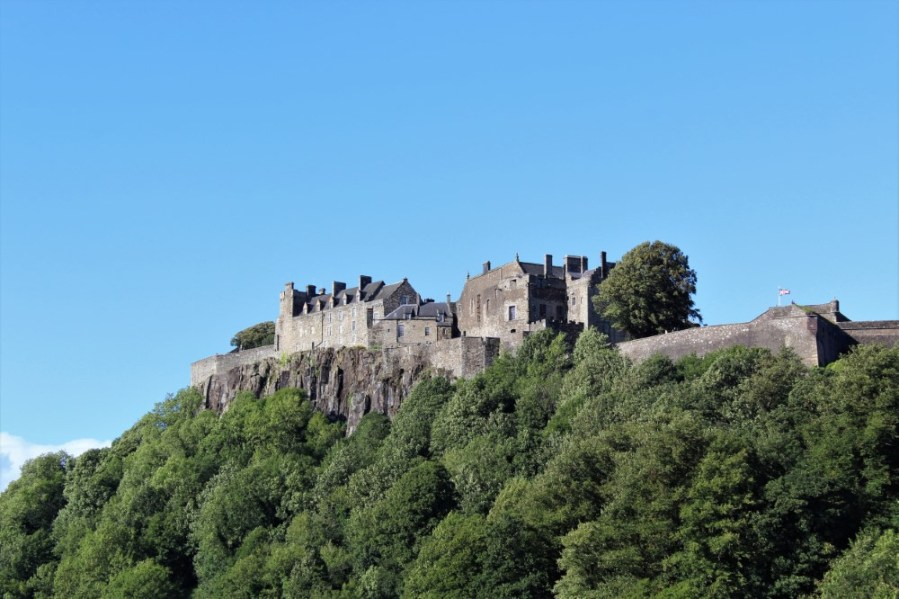 Il Castello di Stirling