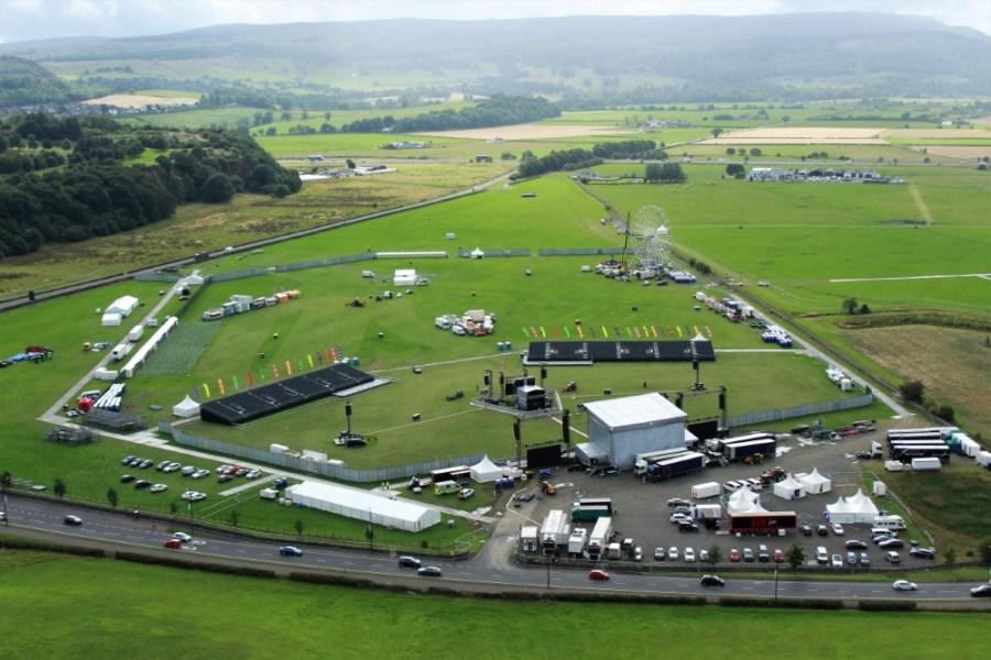 Castle - Stirling-Castle-festival