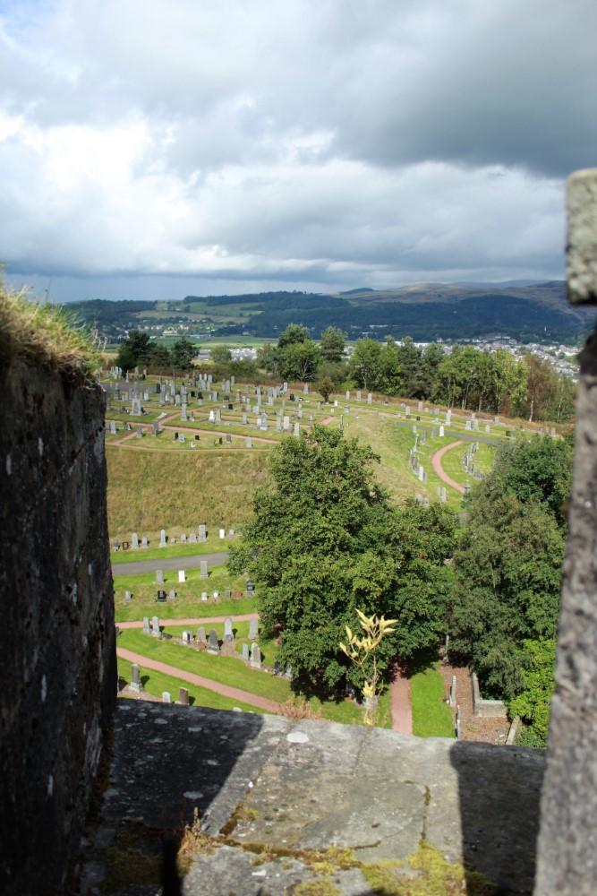 Castle - Stirling-Castle-mura