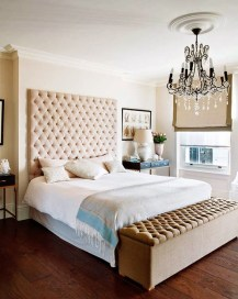 Bedframes enhance any bedroom that falls short of displayed art.