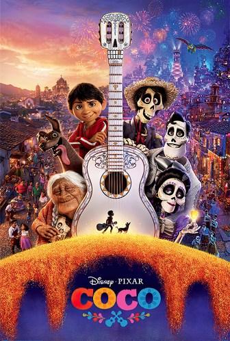 The Machine Coco Poster