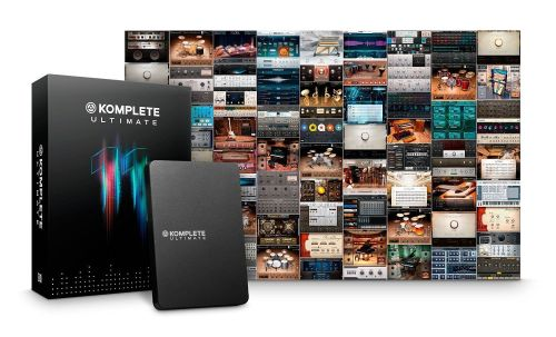 Native Instruments Komplete 13 Ultimate Crack With Serial Number 2021