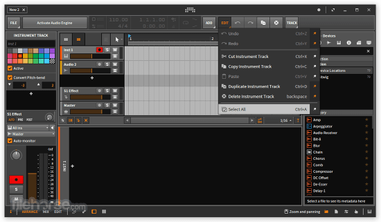 Bitwig Studio 3.3.7 Crack With Serial Number 2021 [Latest] Free