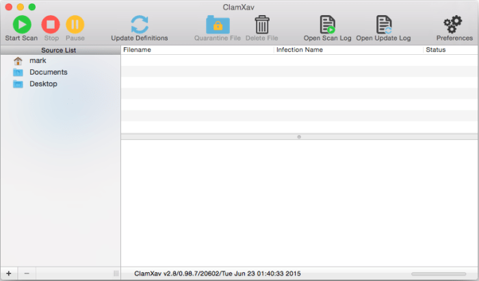 ClamXAV 3.3 Registration Key With Crack Free Download