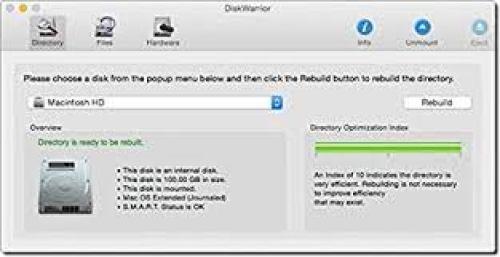 DiskWarrior 5.2 Crack For Mac 2021 Free Download