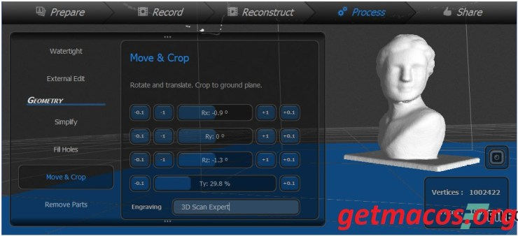 Skanect Pro 1.10 Crack With License Key Full Free Download