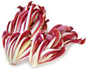 Trevisio Radicchio, one of our favorite garden vegetables