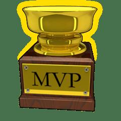 Member Value Proposition MVP Trophy