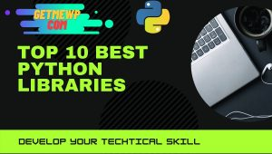Read more about the article Top 10 Best Python libraries