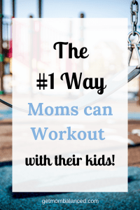 Workout for moms | Healthy habits for mothers | Workout at the Park | Fitting in your workout