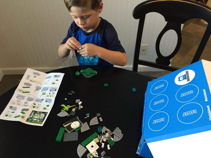 Brick loot is a fantastic subscription service for LEGO and brick building fans