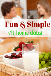 At-home date ideas for parents | Valentines date ideas | Fun dates with your husband at home | Simple stay at home activities | Best couple dates for home