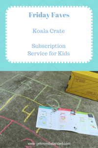 Koala Crate makes a fantastic gift for kids. Referral link included for a discount. Click to read more or pin and save for later!