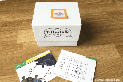 TiffinTalk Review | Improving communication at home