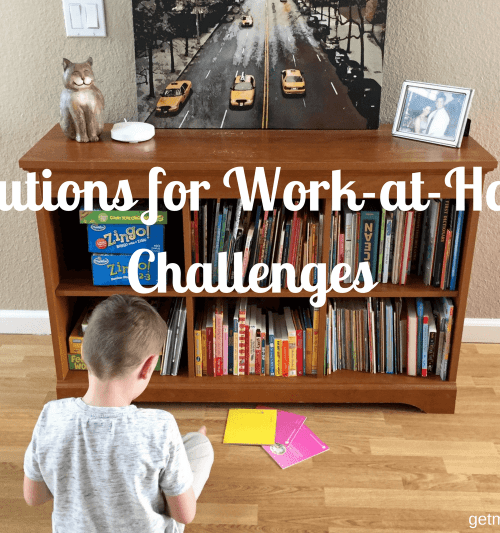 Solutions for WAH challenges | Challenges for working at home