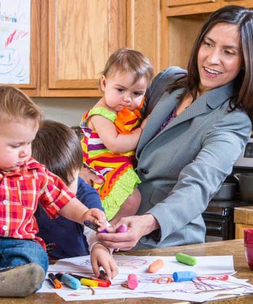 Balance as a single mom is tough; check out these tips for single working moms looking for balance.