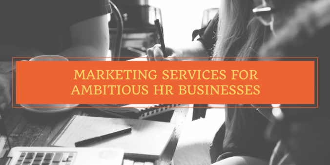 Marketing Services For HR Business