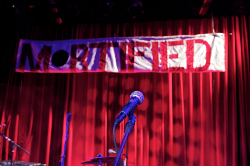 Image result for Mortified Doomed Valentine's Show