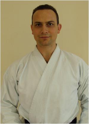 Sensei Alex Buxton