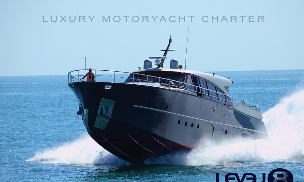 Level 8 Luxury Motor Yacht Charter In Torquay GetMyBoat