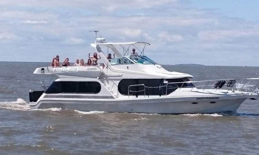 50ft Bluewater Yacht On Lake Pontchartrain GetMyBoat