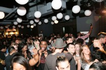 CHICAGO, IL - JULY 17: A general view of atmosphere at the Pitchfork after-party at Virgin Hotels Chicago with a performance by Vic Mensa at The Virgin Hotel on July 17, 2015 in Chicago, Illinois. (Photo by Jeff Schear/Getty Images for Virgin Hotels Chicago)