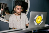 CHICAGO, IL - JULY 17: DJ Stefan Ponce performs at the Pitchfork after-party at Virgin Hotels Chicago with a performance by Vic Mensa at The Virgin Hotel on July 17, 2015 in Chicago, Illinois. (Photo by Jeff Schear/Getty Images for Virgin Hotels Chicago)