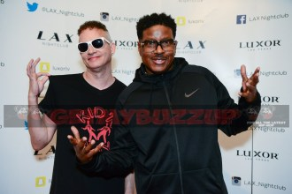 Kid 'n Play at LAX Nightclub inside Luxor Hotel and Casino, Thursday, Oct. 27_1_Credit Powers Imagery