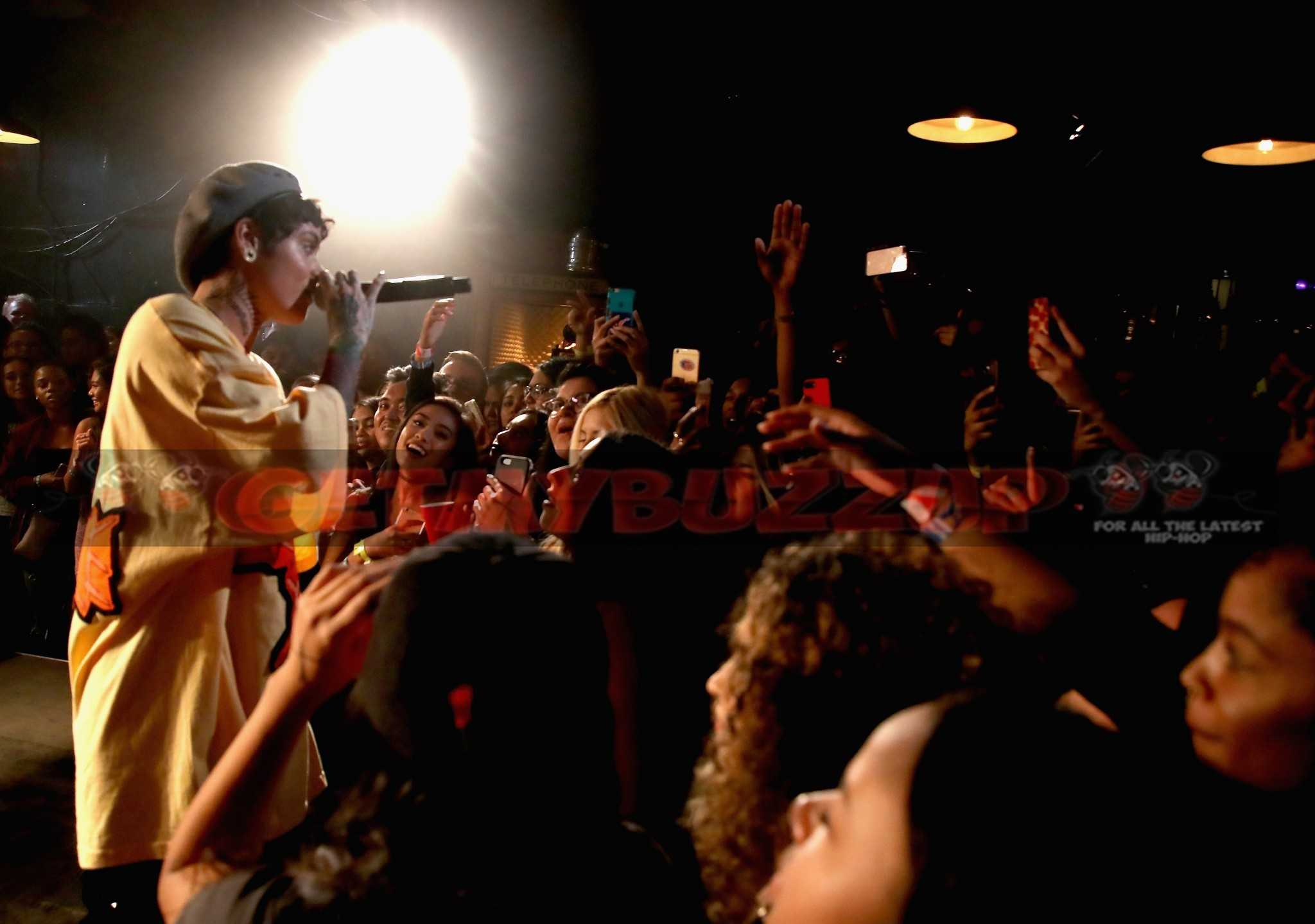 Watch: Kehlani Performing Live on Mtv's 'Wonderland' [Video + Photos]