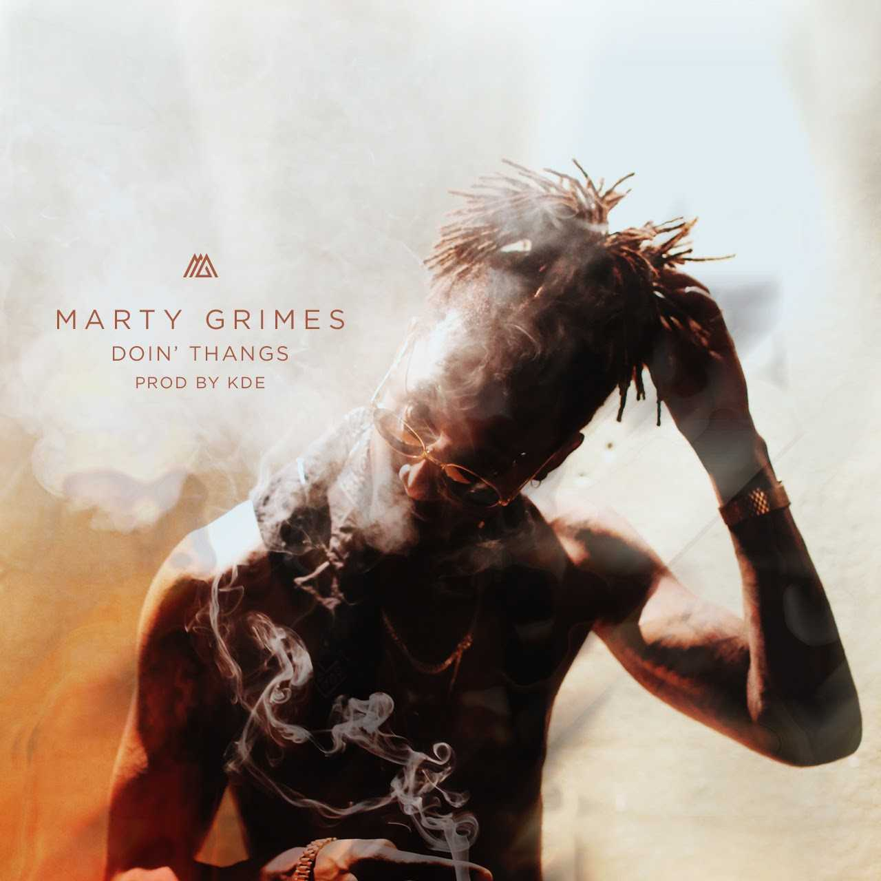 "Berkeley's Hustle King Marty Grimes Drops ""Doin Thangs"" [Audio]"