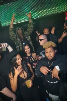 Ty Dolla $ign & Carnage at TAO