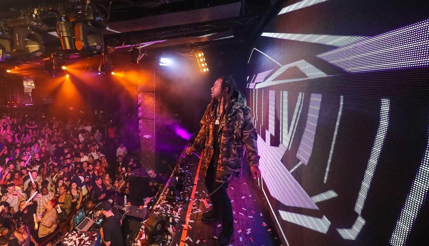 Ty Dolla $ign & DJ Carnage at TAO Night Club in Vegas [Photos]