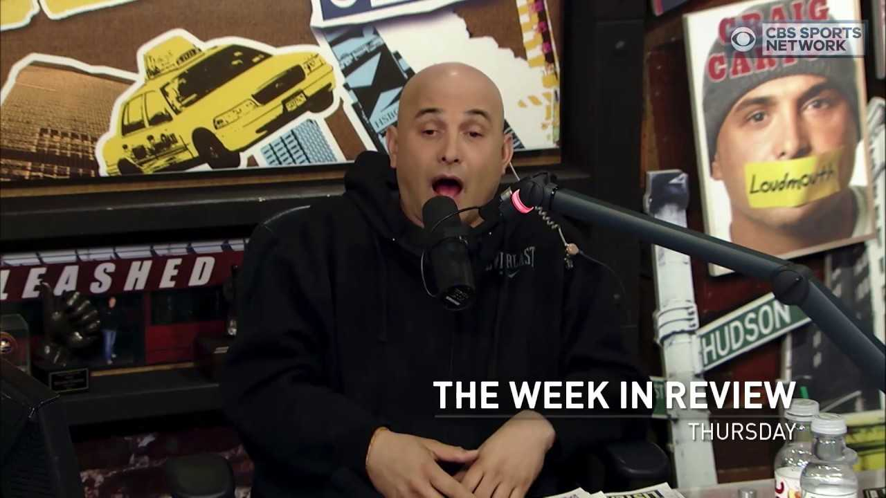 Boomer and Carton: Week in Review 11/18/16