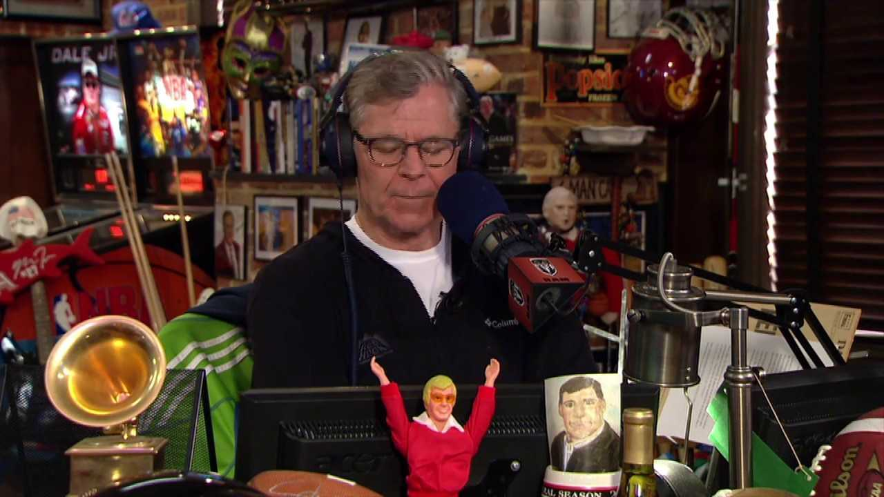 Chris Mannix on The Dan Patrick Show (Full Interview) 11/17/16