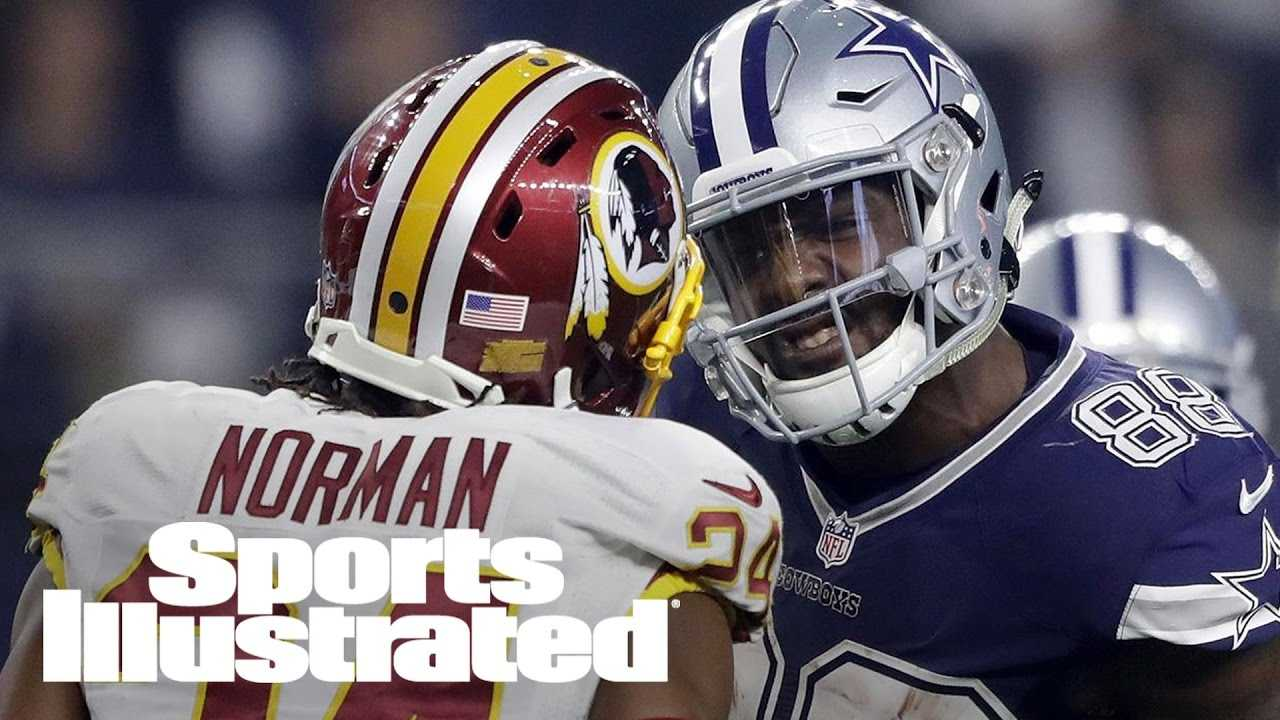 Dez Bryant, Josh Norman Provide Spark To Cowboys vs. Redskins Rivalry | SI NOW | Sports Illustrated