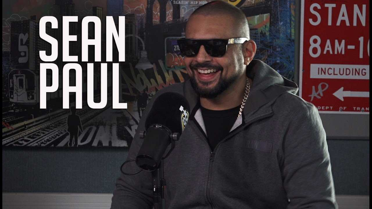 Sean Paul talks about artists stealing dancehall, weed legalization & thoughts on new president!
