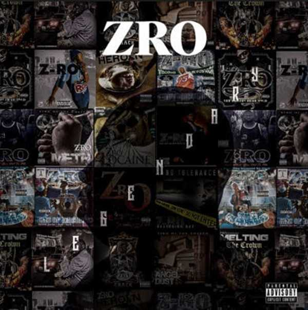 """Album Stream: Z-Ro - """"Legendary"""" [Audio]"""