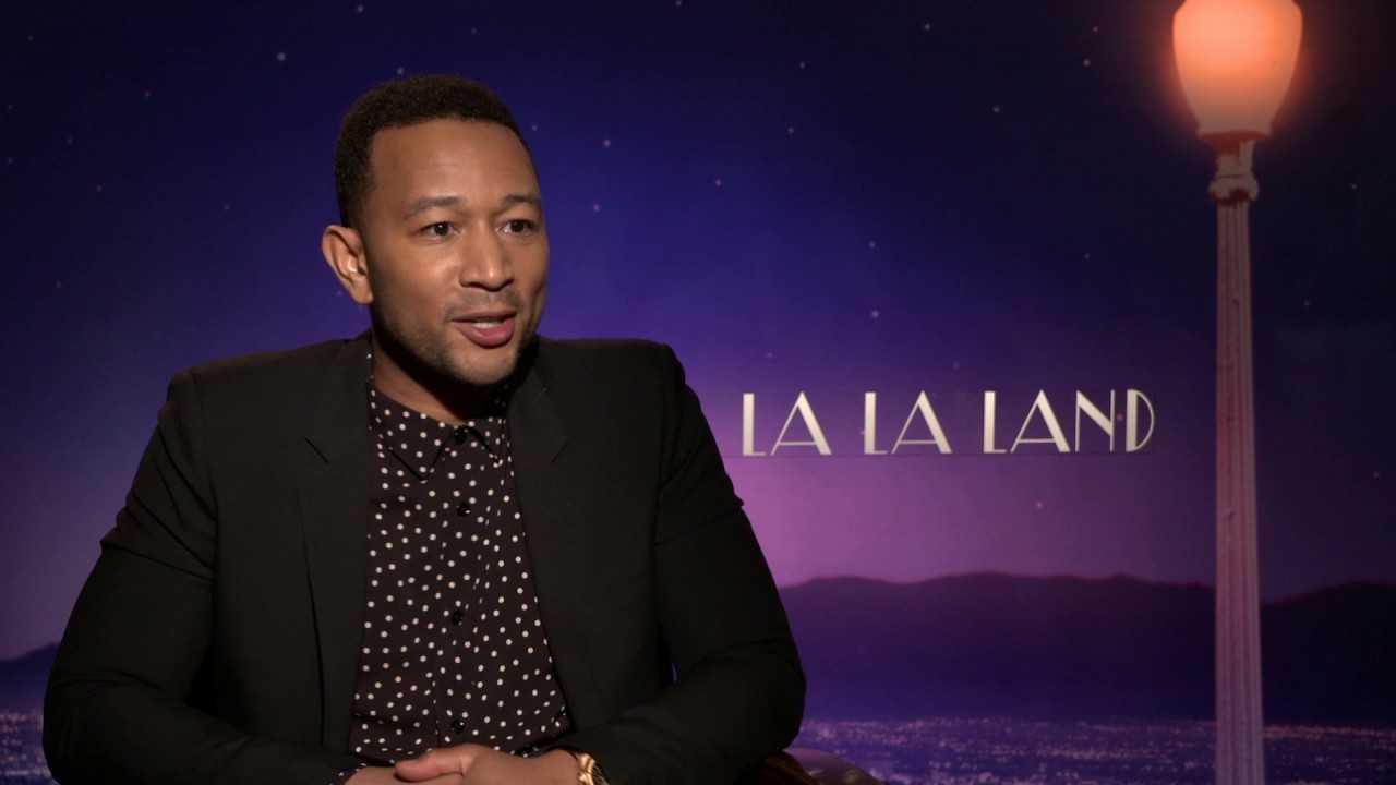 La La Land Interview - Blackfilm.com talks to John Legend