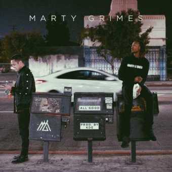 "East Bay Rapper/Mogul Marty Grimes Kicks Back with ""All Good,"" Announces Tour [Audio]"