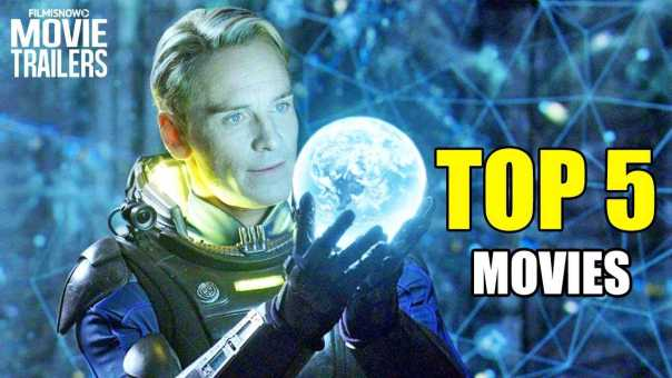 Michael Fassbender: Top 5 Movies