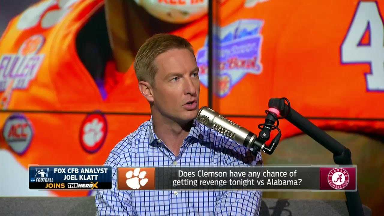 National Championship Preview: Alabama vs Clemson - Who wins? | THE HERD