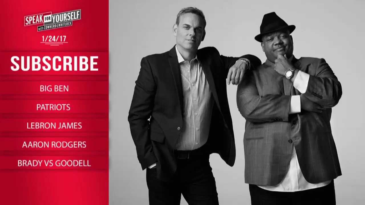 SPEAK FOR YOURSELF Audio Podcast (1.24.17) with Colin Cowherd, Jason Whitlock | SPEAK FOR YOURSELF