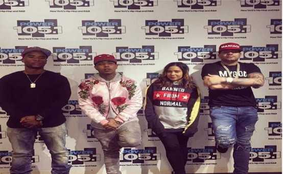 """Yung Berg aka Hitmaker Talks Producing """"Bounce Back"""", Being Signed by DMX, PartyNextDoor & Jeremih Tour Issue on The Breakfast Club"""