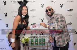 FLO RIDA & 50 CENT CELEBRATE SUPER BOWL WITH PLAYBOY #SuperBowl17 [PHOTOS]